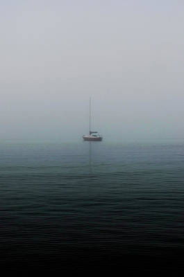 Photograph - Sail With Emptiness  by The Artist Project