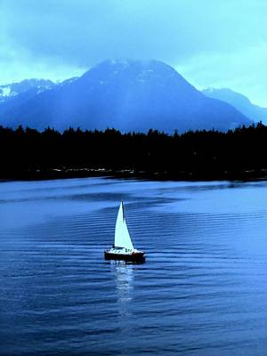 Sailboat 1 Art Print