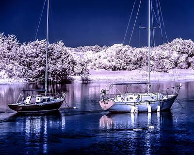 Classic Golf - Sailboat 21 by Hayden Hammond