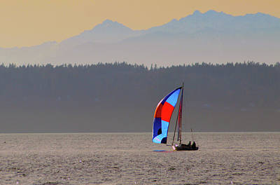 Photograph - Sailboat by Brian O'Kelly