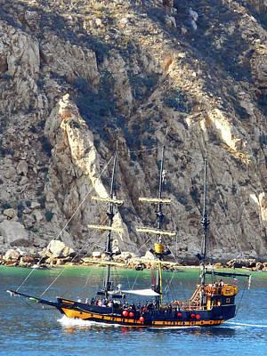 Photograph - Sailing 1 by Ron Kandt
