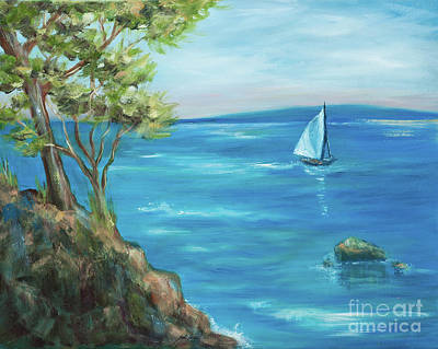 Painting - Sailing Along by Pati Pelz