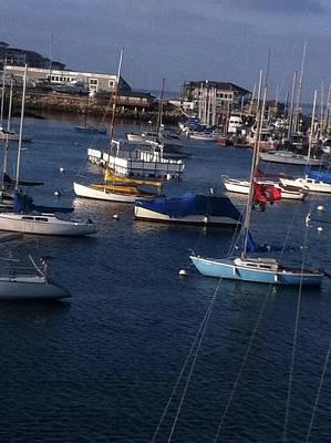 Photograph - Sailing by Angela Holmes