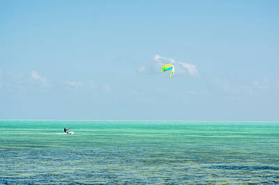 Photograph - Sailing At The Florida Keys  by Manuel Lopez