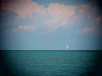 Photograph - Sailing Away by Shawna Rowe