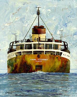 Sailing Away - The Edmund Fitzgerald Original