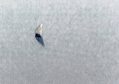 Sailing Boat Lake Victoria Art Print