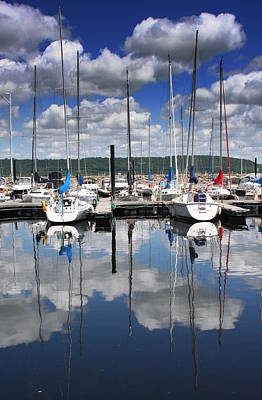 Photograph - Sailing Day 2 by Julie Lueders