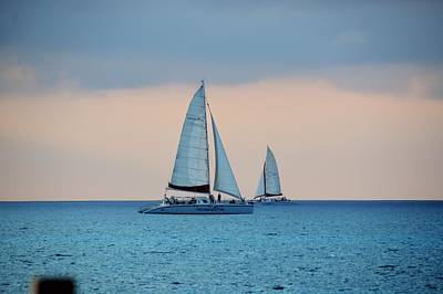 Photograph - Sailing Delight by JAMART Photography