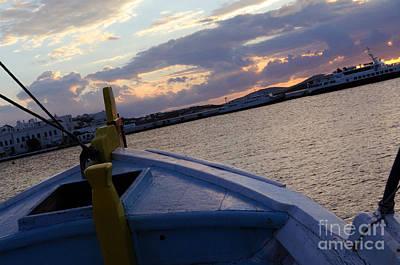 Photograph - Sailing by Haleh Mahbod