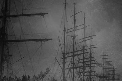 Photograph - Sailing I by Cristina Ortiz