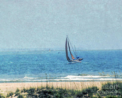 Photograph - Sailing by Kerri Farley