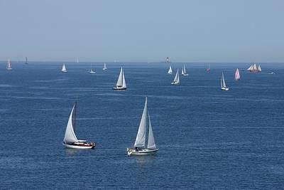 Photograph - Sailing Paradise by Juozas Mazonas