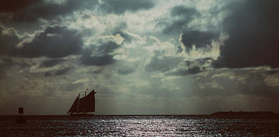 Photograph - Sailing by Scott Meyer