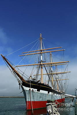Photograph - Sailing Ship Balclutha by Christiane Schulze Art And Photography
