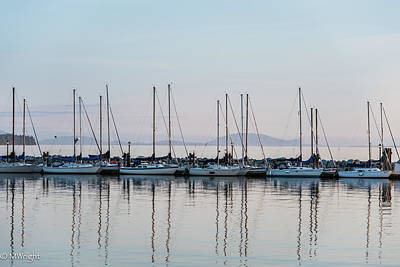 Photograph - Sailing Ships by Michele Wright