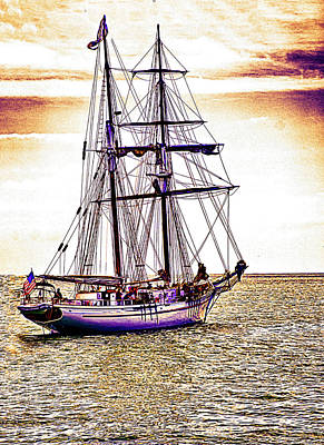 Photograph - Sailing Takes Me Away by Joseph Hollingsworth