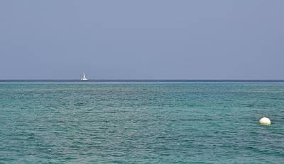 Photograph - Sailing The Horizon by JAMART Photography
