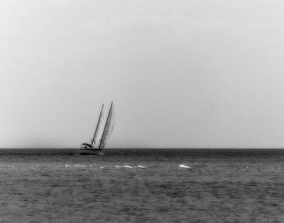 Photograph - Sailing The Seven Seas by Mario Celzner