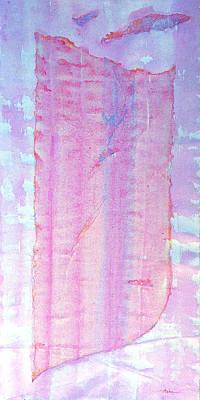 Sailing Toward Evening Art Print by Asha Carolyn Young