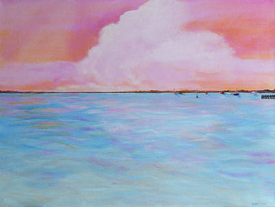 Sailor's Delight Original by Deb Breton