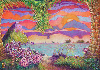 Painting - Sailor's Delight by Lynn Bywaters