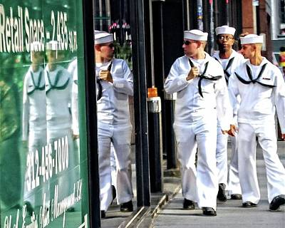Photograph - Sailors Look by Alice Gipson