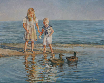Sailors Original by Marianna Foster