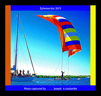 Photograph - Sails N Fun 2015 by Joseph Coulombe
