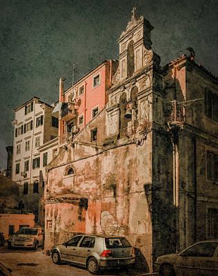 Photograph - Corfu, Greece - Saint Andrew by Mark Forte
