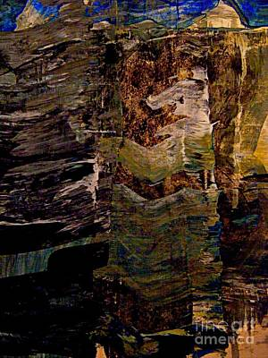 Painting - Saint Aquifer by Nancy Kane Chapman