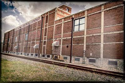Digital Art - Saint Arnold's Brewing Company Railside by Bartz Johnson
