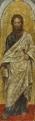 Painting - Saint Bartholomew by Gentile da Fabriano