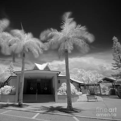 Photograph - Saint Bernard Church In Holmes Beach On Anna Maria Island by Rolf Bertram