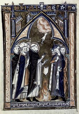 Saint Dominic Art Print by Granger