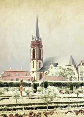 Photograph - Saint-elisabeth Church by Gabriele Pomykaj