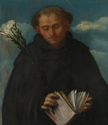 Painting - Saint Filippo Benizzi by Treasury Classics Art