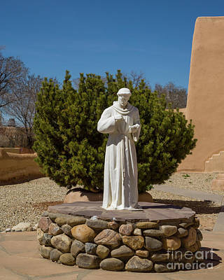 Photograph - Saint Francis by Jon Burch Photography