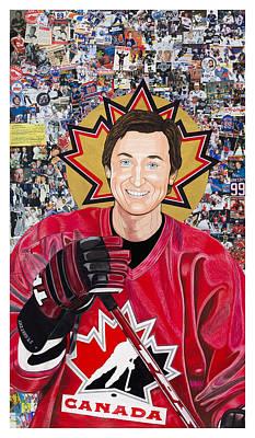 Saint Gretzky Original