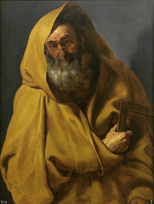 Sir Painting - Saint James The Less by Peter Paul Rubens