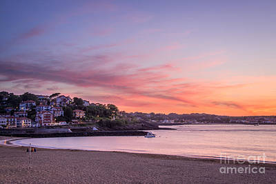 Saint Jean De Luz Art Print by Delphimages Photo Creations