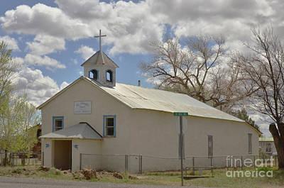 Photograph - Saint Josephs Church by Debby Pueschel