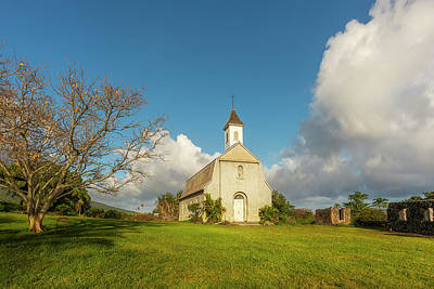 Photograph - Saint Joseph's Church by Ryan Manuel