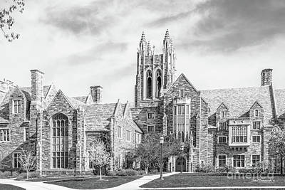 Saint Joseph's University Barbelin/ Lonergan Hall Art Print by University Icons
