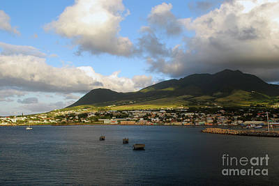 Photograph - Saint Kitts by Gary Wonning
