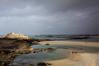 Photograph - Saint Malo Pirate Hide-Out by Diana Hughes
