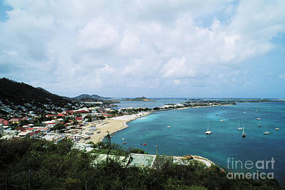 Photograph - Saint Martin Coast by Bill Bachmann - Printscapes