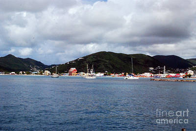 Photograph - Saint Martin by Gary Wonning