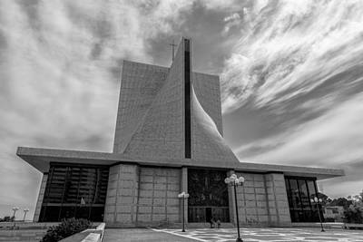 Photograph - Saint Mary's Cathedral by Jonathan Nguyen