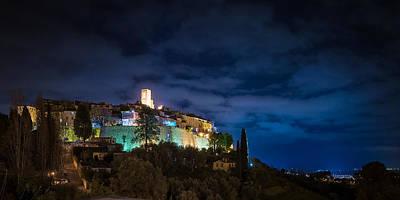 Photograph - Saint Paul De Vence by Alfio Finocchiaro